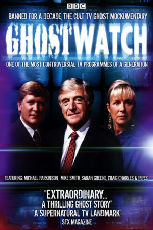 Ghostwatch (1992) DVD cover