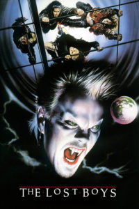 The Lost Boys (1987) DVD front cover