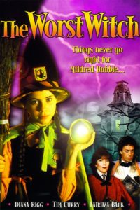 The Worst Witch (1986) DVD front cover